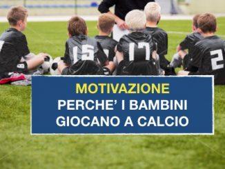 pulcini calcio motivazione